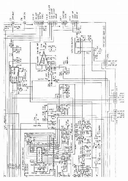 Azden Pcs Manual Instruction 7000h Ham Radio