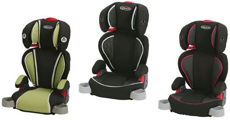 Graco Highback Turbo Booster Car Seat Only