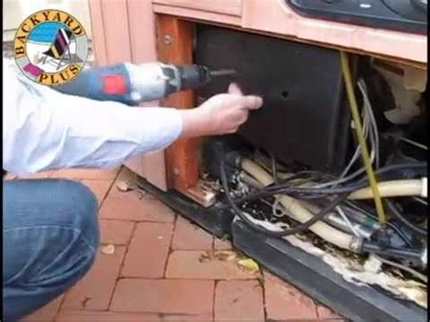 Tiger River Spa Wiring Schematic by How To Remove A Spa Box