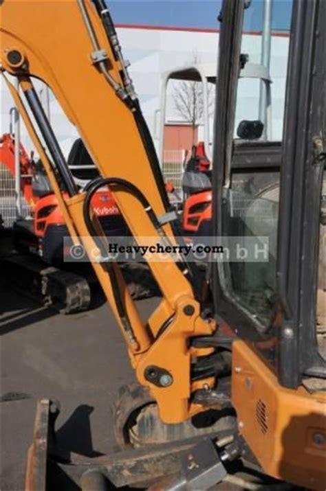 case cx   short tail   bj     minikompact digger construction equipment