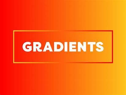 Gradients Examples Packaging Gradient Thedieline