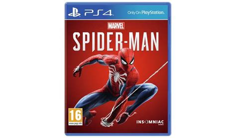 buy marvels spider man ps game ps games argos