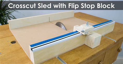 image of candle wall how to a crosscut sled with flip stop block free