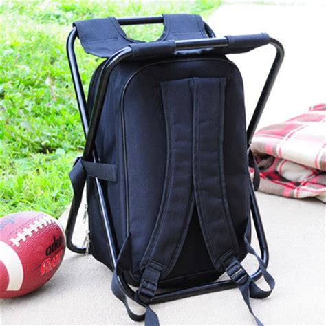 Backpack Chair With Cooler by Backpack Cooler Chair The Green