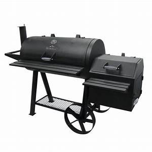 Farmer Grill Oberhausen : this farmer 39 s charcoal grill and off set smoker has an ~ Lizthompson.info Haus und Dekorationen