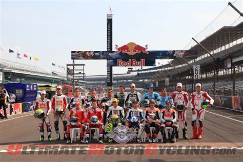 indianapolis motogp event schedule