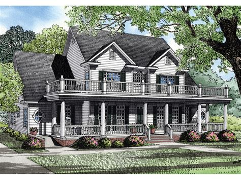 plantation home blueprints mendell plantation home plan 055s 0053 house plans and more