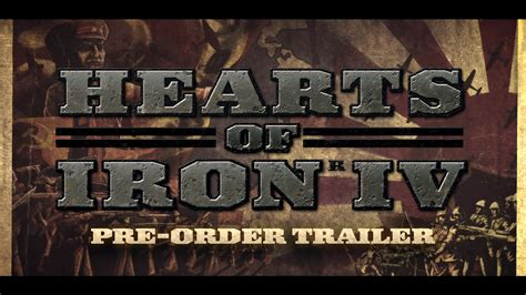 Hearts Of Iron Wallpaper Hearts Of Iron Iv Quot Soviet Struggle Quot Pre Order Trailer Youtube