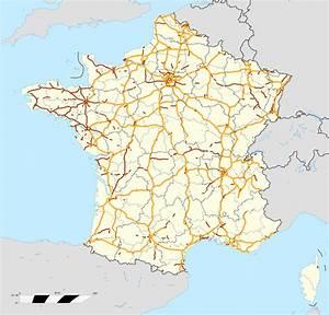 Carte De France Autoroute : file france autoroutes map wikimedia commons ~ Medecine-chirurgie-esthetiques.com Avis de Voitures