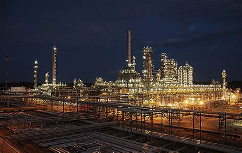 refinery projects jgc holdings corporation