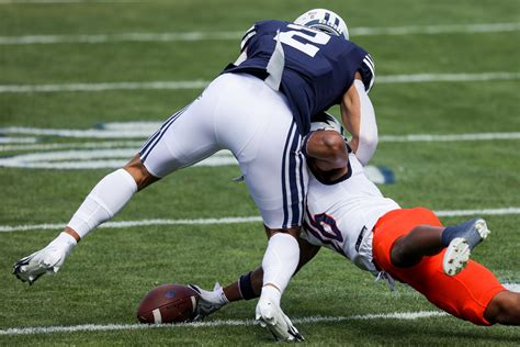 BYU football: Grading the Cougars' close win over UTSA ...