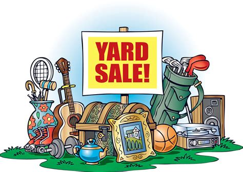 Garage Sales by Yard Sale Benefits Relay For News
