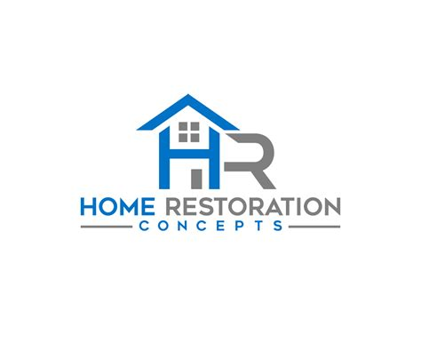Home Design Companies by Modern Masculine Home Improvement Logo Design For Home