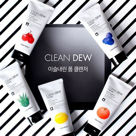 Harga Tony Moly Clean Dew Lemon Foam Cleanser пенка для умывания tony moly clean dew lemon foam cleanser
