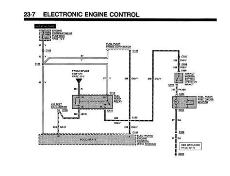 Fuel Pump Wiring Diagram Needed Based Powertrains