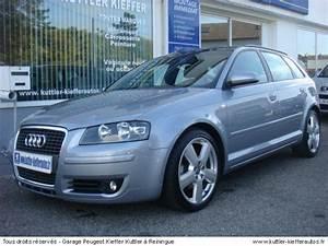 Audi A3 D Occasion : v hicules d 39 occasions audi en alsace achat et vente de v hicules d 39 occasions audi ~ Gottalentnigeria.com Avis de Voitures