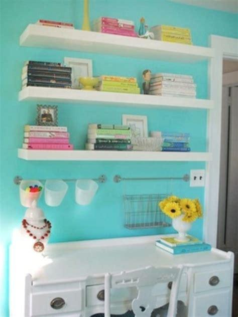 etagere chambre ado 24 idées pour la décoration chambre ado étagères