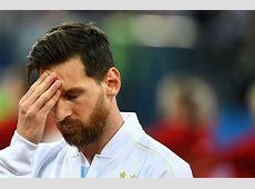 Bersama Argentina, Lionel Messi Tak Seperti di Barcelona