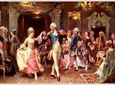 Dancing with General Washington · George Washington's