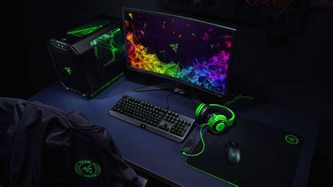 3840x2160 Razer Gaming Setup 8k 4k Hd 4k Wallpapers
