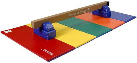 Tumbl Trak Brianna Balance Beam With Leg Bases