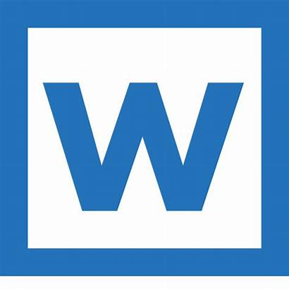 Word Icon Icons Document Doc Klr Downloads