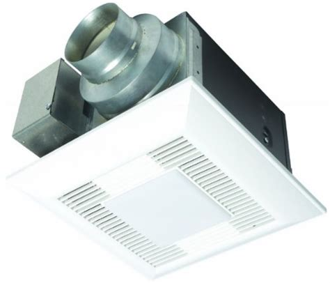 Panasonic Whispergreen Bathroom Fan by Panasonic Fv 11vkl3 Whispergreen Lite 110 Cfm Ventilation
