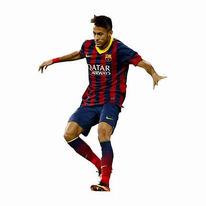 Neymar Barcelona Jr Fc Paro Render