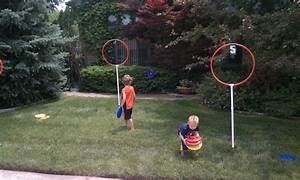A Lucky Ladybug: Outdoor Adventure Lawn Yard Games 3-Hole ...