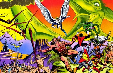 mcu savage land arcs comics nerdist weird perfect super saga