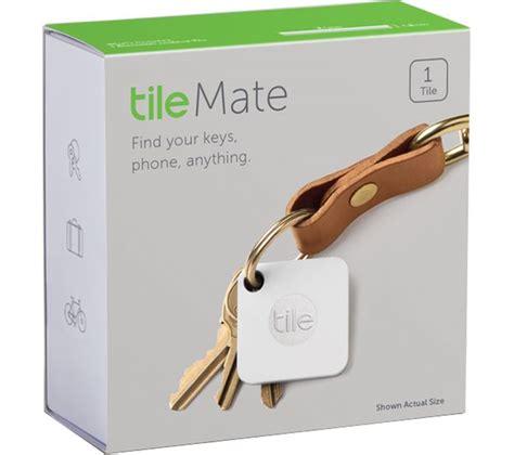 small tile mate bluetooth tracker buy tile mate bluetooth tracker free delivery currys