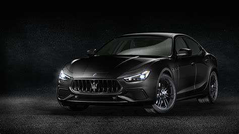 2018 Maserati Ghibli S Q4 Nerissimo 4k Wallpaper Hd Car