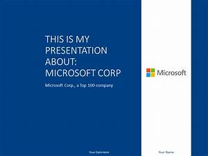 microsoft powerpoint template marine presentationgocom With microsoft com powerpoint templates