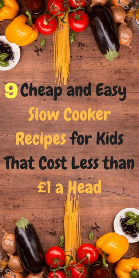 slow head meals cooker cost recipes