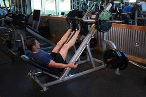 Leg Press Exercise Guide and Video