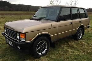 1992 Land Rover Range Rover 200tdi 5