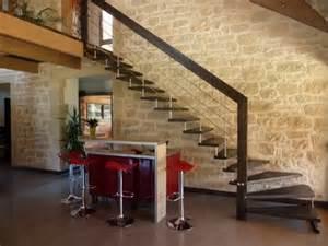 Escalier Faible Encombrement Castorama by Escalier Quart Tournant Pas Cher