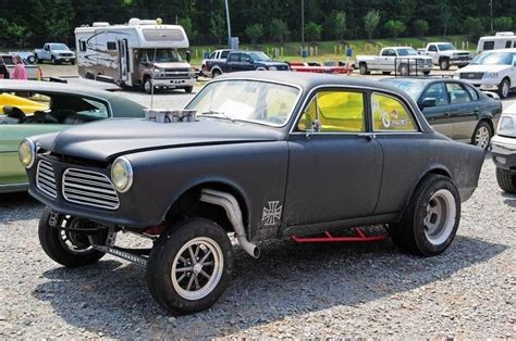 Chevy Volvo by Volvo Gasser