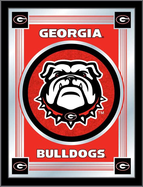 Pittsburgh Penguins Logo Pics Georgia Bulldogs Logo Mirror