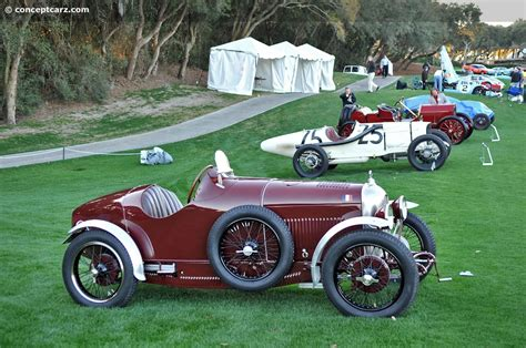Boat Car Race by 1924 Amilcar Cgss Boat Race Car Classicregister
