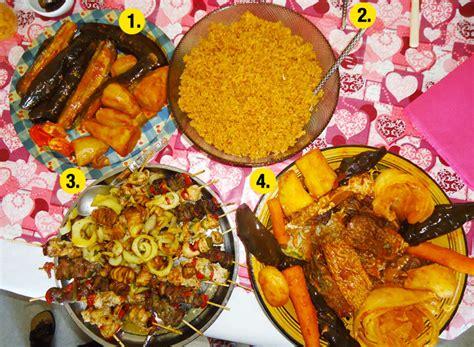 cuisine pour le ramadan cuisine africaine recettes orignales d 39 un repas de fêtes