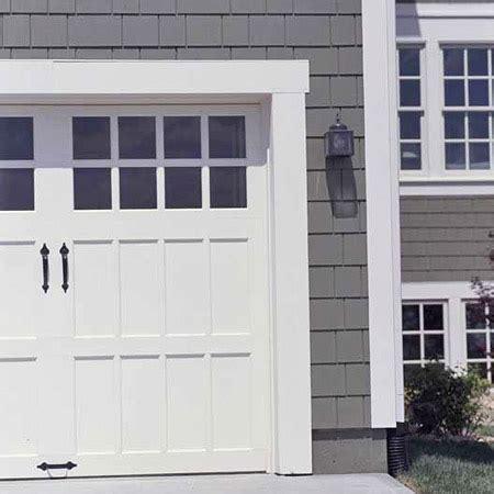 garage door trim vignette design garage door inspiration carriage style