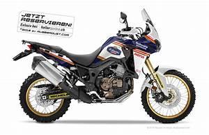 Honda Crf 1000 : 2016 honda africa twin crf 1000 l rothmans design ~ Jslefanu.com Haus und Dekorationen