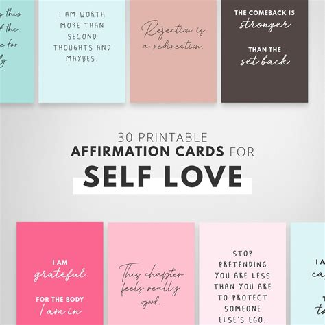 So, i just bought four more decks: Self Love Affirmation Cards, Love Powered Affirmation Cards, Self Love Cards, Self Love Gifts ...