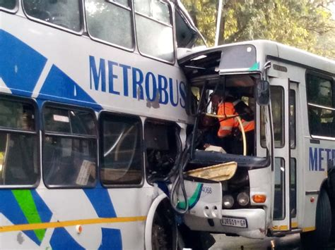 Pregnant Woman Killed Injured Metro Bus Crash