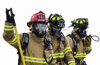 Firefighter Fire Safety Firefighters Gender Equipment Training