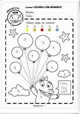 Colorear Vocales Worksheets Numeros Kindergarten Colorea Preschool Preescolar Actividades Hojas Pandemia Primavera Fichas Imagenes Math Actividad Activities Trabajo Infantiles Analistanbul sketch template