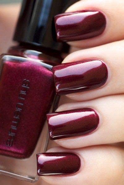 nail polishes  dark skin beauties love makeup dark  red