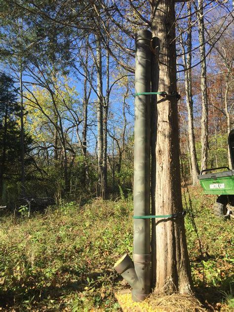how to build a gravity deer feeder best 25 gravity deer feeders ideas on