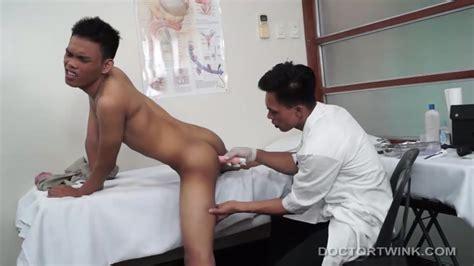Jordan and Argie at Doctor Twink - GayDemon